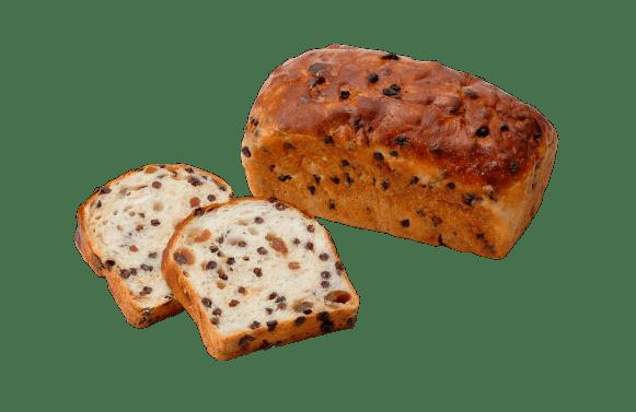 無花果とブドウの食パン